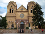 The Cathedral Basilica of St. Francis of Assisi, Santa Fe, New Mexico (0362)