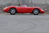 1956 Maserati 300S, now part of the collection of the Simeone Foundation Automotive Museum in Philadelphia (0194)