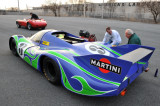 1970 Porsche 917LH, 2nd overall in 1970 24 Hours of Le Mans, now part of the Simeone Automotive Museum collection (0225)