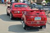 1st generation Mazda MX-5 Miata during West Penn Miata Club's 4-day, 200-car Miata Mountain Mania (1134)