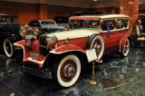 1930 Ruxton Front-Drive Sedan at the Nethercutt Collection museum in Sylmar, California (2002)