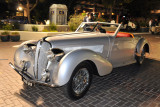 1938 Delahaye 135MS Sports Cabriolet, sold for $852,500 at 2010 RM auction in Monterey, California (3807)