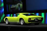 1967 Lamborghini Miura S, formerly owned by Eduardo Lamborghini, sold for $533,500 at Gooding's Pebble Beach auction (4554)