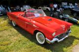 1957 Ford Thunderbird, at Hagley Car Show in Wilmington, Delaware (5818)