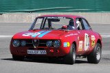 1969 Alfa Romeo GT AM in Group 5A race of 2010 Rolex Monterey Motorsports Reunion (3331)