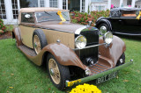 1934 Hispano-Suiza K6 Cabriolet by Fernandez & Darrin, Mort Bullock, 2008 St. Michaels Concours d'Elegance, MD (4354)