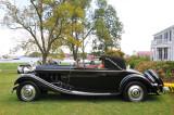 1926 Hispano-Suiza H6B Victoria by Henri Chapron, Milli & Frank Ricciardelli, Best of Show, 2008 St. Michaels Concours (4545)