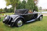 1926 Hispano-Suiza H6B Victoria by Henri Chapron, Milli & Frank Ricciardelli, Best of Show, 2008 St. Michaels Concours (4547)
