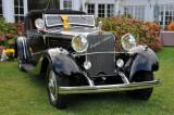 1926 Hispano-Suiza H6B Victoria by Henri Chapron, Milli & Frank Ricciardelli, Best of Show, 2008 St. Michaels Concours (4548)