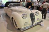1948 Delahaye 135M Cabriolet by Figoni & Falaschi, owned by Ed & Carroll Windfelder of Baltimore since 1971 (3647)