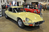 From here, TREASURED MOTORCAR SERVICES open house ... 1970s Jaguar E-Type Series III V12 2+2 Coupe (3419)