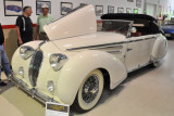 1948 Delahaye 135M Cabriolet, body by Figoni & Falaschi, owned by Ed & Carroll Windfelder of Baltimore since 1971 (3668)