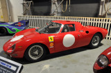 1963 Ferrari 250 LM, on loan from Luigi Chinetti, Jr. (9928)