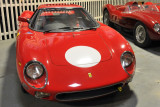 1963 Ferrari 250 LM, on loan from Luigi Chinetti, Jr. (9932)