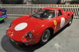 1963 Ferrari 250 LM, on loan from Luigi Chinetti, Jr. (9921)