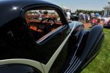1936 Delahaye 135M SWB Competition Coupe by Figoni & Falaschi, owned by James Patterson of Louisville, KY (4023)