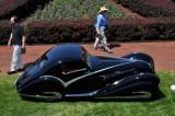 1936 Delahaye 135M SWB Competition Coupe by Figoni & Falaschi, owned by James Patterson of Louisville, KY (4468)