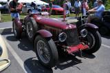 Willem van Huystee's 1933 Maserati 8C 3000 (3750)