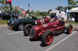 Richard Waite's 1935 Ford Indy, foreground (3833)