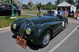 1950s Jaguar XK120 (3836)