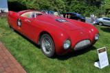 1947 Cisitalia 202s MM Spyder Nuvolari by Stabilimenti Farina, owned by Bruce Rudin, Montchanin, DE (3848)