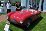 1947 Cisitalia 202s MM Spyder Nuvolari by Stabilimenti Farina, owned by Bruce Rudin, Montchanin, DE (3850)