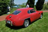 1954 Siata 200 CS Coupe by Balbo, owned by Walter Eisenstark, Yorktown Heights, NY (3857)