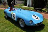 1955 Ferrari 500 Mondial Scaglietti Spyder Series II, owned by Rear Adm. & Mrs. Robert Phillips (ret.), Arlington, VA (3873)