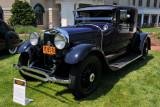 1930 Lincoln L Type 170 Coupe by Judkins, owned by David W. Schultz, Massillon, OH (3882)