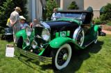 1930 Willys-Knight 66-B Plaidside Roadster by Griswold, owned by Al Giddings, Pray, MO (3897)
