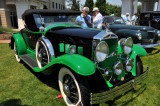 1930 Willys-Knight 66-B Plaidside Roadster by Griswold, owned by Al Giddings, Pray, MO (3901)