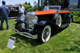 1934 Duesenberg Model J Riviera Phaeton by Brunn, owned by Sonny & Joan Abagnale, Cedar Grove, NJ (3938)