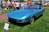 1963 Chevrolet Corvette Rondine by Pininfarina, owned by Michael Schudroff, Greenwich, CT (3949)