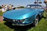 1963 Chevrolet Corvette Rondine by Pininfarina, owned by Michael Schudroff, Greenwich, CT (3968)