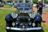 1933 Delage D8S Coupe by Freestone & Webb, owned by Dennis & Chris Nicotra, New Haven, CT (4061)