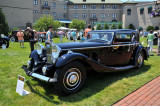 1933 Delage D8S Coupe by Freestone & Webb, owned by Dennis & Chris Nicotra, New Haven, CT (4073)