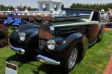 1938 Bugatti Type 57C Aravis Drophead Coupe by Gangloff, Bill Johnston & Ron Elenbaas, Off Bros. Collection, Richland, MI (4103)