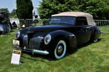 1939 Lincoln Continental Cabriolet Prototype, owned by Bob Anderson, PA (4114)