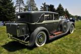 1929 Isotta-Fraschini Tipo 8AS Limousine by Castagna, owned by Morton & Betty Bullock, Ruxton, MD (4127)