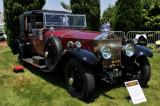 1926 Rolls-Royce Phantom I Salamanca by Barker, owned by Charles B. Gillet, Baltimore, MD (4131)