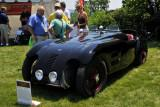1949 H.R.G. Aerodynamic Roadster by Fox & Nicholls, owned by Gary & Charlie Ford, Allentown, PA (4140)
