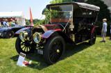 1910 Pierce-Arrow 4855 7-Passenger Touring, owned by Whitman & Lynne Ball, Easton, PA (4145)