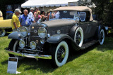 1931 Cadillac 370-A V12 Roadster by Fleetwood, owned by F. Woody & Fran Rohrbach, Emmaus, PA (4167)