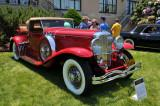 1932 Duesenberg Model J Roadster by Murphy, owned by Cal High, Willow Street, PA (4175)