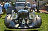 1937 Railton Special Limousine by Rippon Brothers, owned by Eldon & Esta Hostetler, Middlebury, NJ (4230)