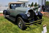 1924 Marmon Model 34-C Sport Speedster, owned by Bill & Barbara Parfet, Hickory Corners, MI (4240)