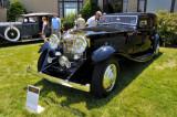 1933 Rolls-Royce Phantom II Continental Faux Cabriolet by Gurney Nutting, owners: Frank & Milli Ricciardelli, Neptune, NJ (4280)