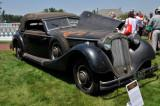 1937 Horch 853A Cabriolet, owned by James W. Taylor, Gloversville, NY (4322)