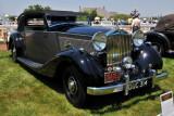 1936 Rolls-Royce Phantom III Drophead Coupe by Freestone & Webb, owned by Dick & Joyce McIninch, Nellysford, VA (4325)