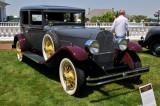 1929 DuPont Model G Club Sedan by Merrimac, owned by Lammot duPont, Sterling, VA (4333)